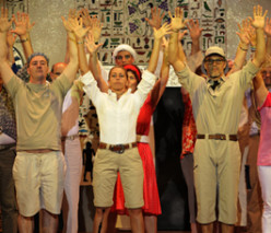 intro commedia Ol mistéro del Faraù